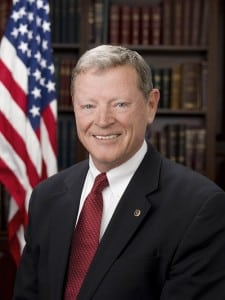 Sen. James Inhofe (R-Okla.)
