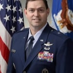 """Brig. Gen. B. Chance """"Salty"""" Saltzman, director of current operations for the Air Force deputy chief of staff for operations. (Air Force photo)"""