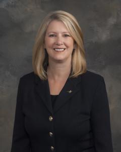 Michele Evans has been named to lead Lockheed Martin's Aeronautics segment effective Oct. 1. Photo: Lockheed Martin
