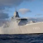 Royal Netherlands Navy De Zeven Provincien-class frigate. Photo: Royal Netherlands Navy