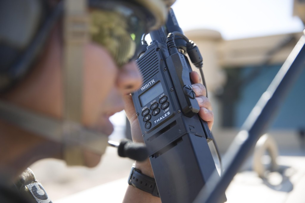 Army Places Third Order For Thales' Two-Channel IMBITR Handheld Radios