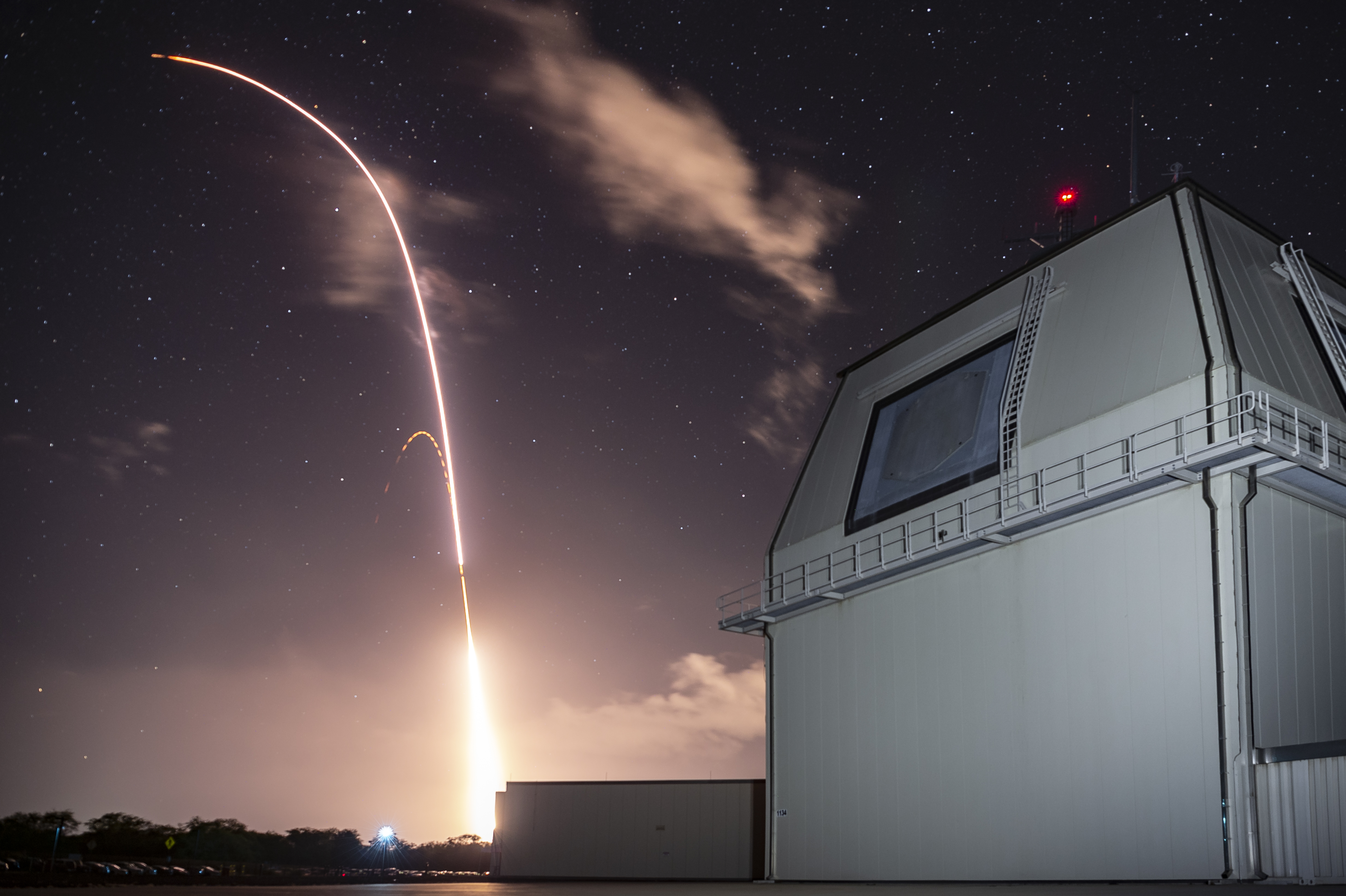 Raytheon Wins $257 Million Mod To Build 24 SM-3 IIAs