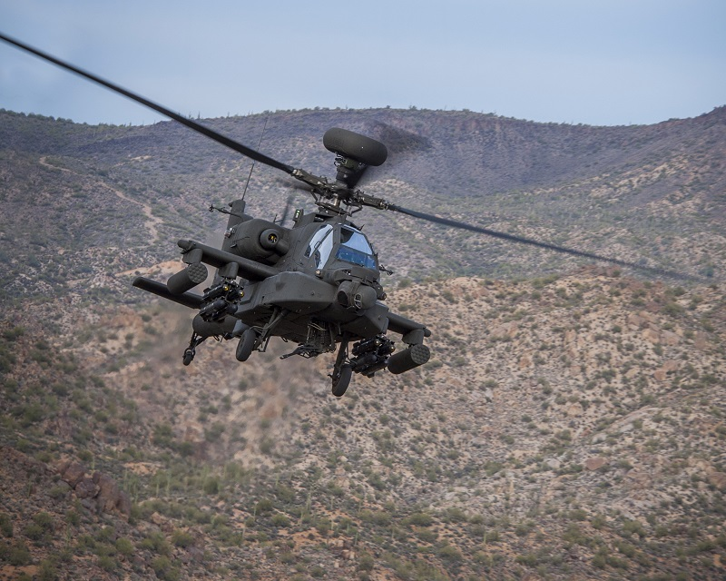 Army Awards $436.7 Million Order To Boeing For AH-64E Apaches