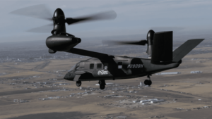 The Bell V-280 Valor. (Bell Flight)