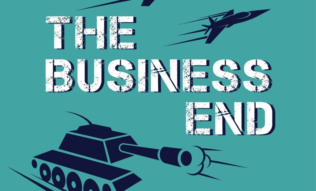 The Business End, by Defense Daily