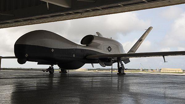 MQ-4C Tritons Complete Japan Deployment, Returned To Guam