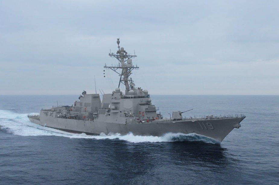 Senate Appropriators Press Austin On Request To Delay Procurement Of A Second New Navy Destroyer