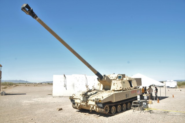 HASC Panel Seeks Info On Army's Plans To Increase ERCA's Rate Of Fire