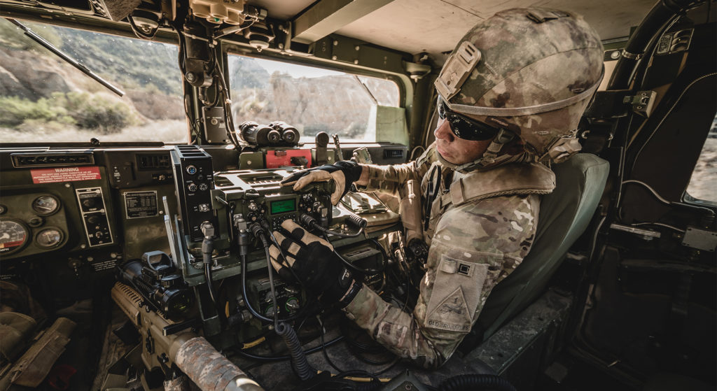 Army Awards Nearly $350 Million In Full-Rate Production Orders For New Tactical Radios