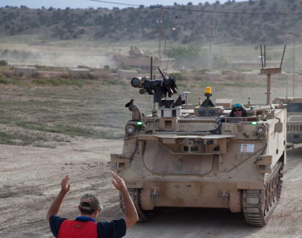 Army Announces New Small Business Cohort For Robotic Combat Vehicle Sustainment