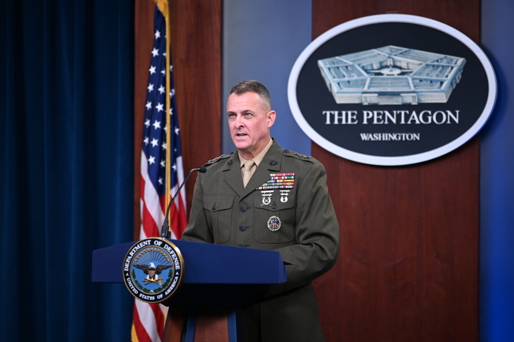 Pentagon's New Joint Artificial Intelligence Center Director Details His Priorities