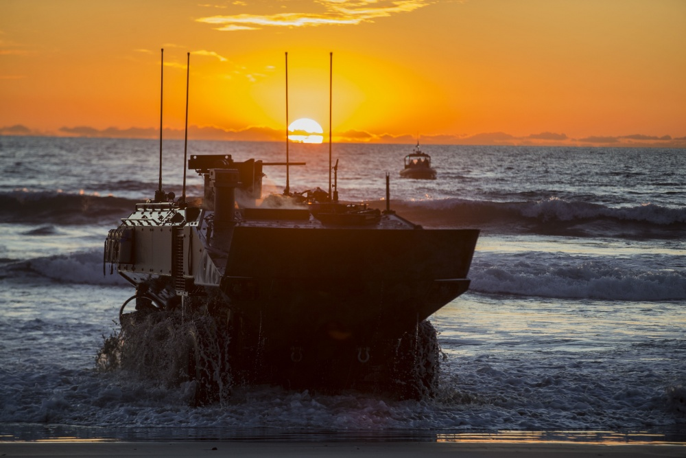 Navy Chooses Kongsberg For Autonomous Target Recognition Research Agreement