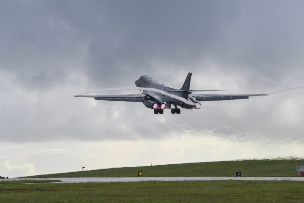 Switch to Air Force Bomber Task Force Frees Up Planning Time for Theater Threats