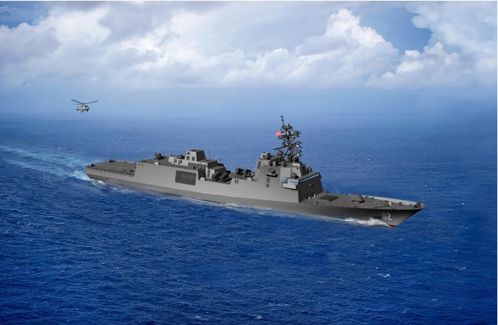 Frigate Anti-Air Warfare Test Strategy Not Yet Approved By DoD Weapons Tester