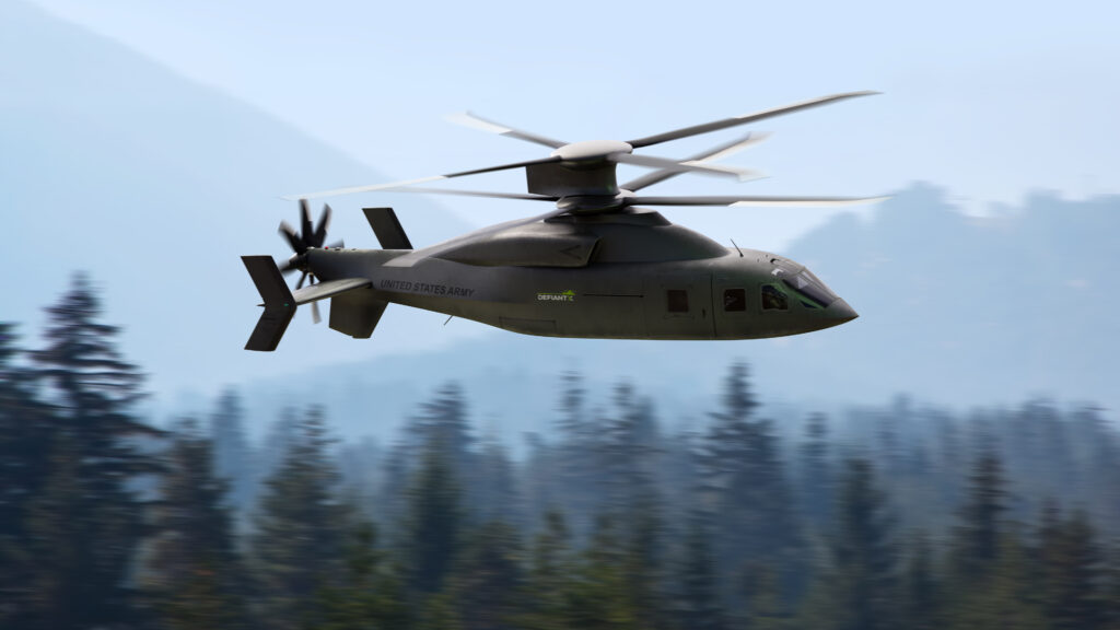 Sikorsky, Boeing Detail Updated Defiant X Offering For Army's FLRAA Competition