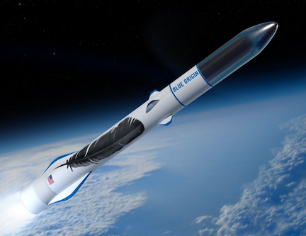 Blue Origin Pushes New Glenn's Debut Launch to Q4 2022