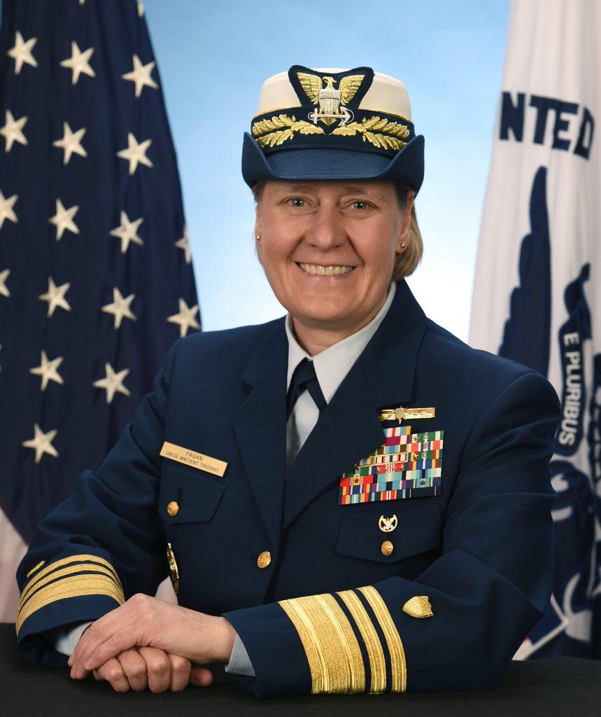 Biden Nominates Fagan To Be Coast Guard Vice Commandant