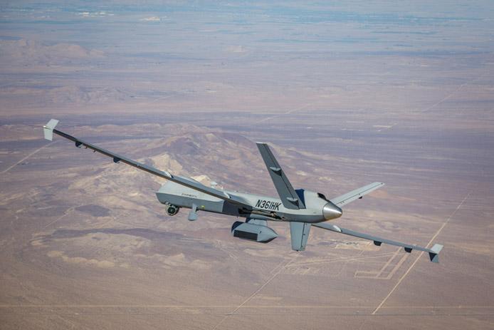 Raytheon Spotlights Passive Radar Detection System