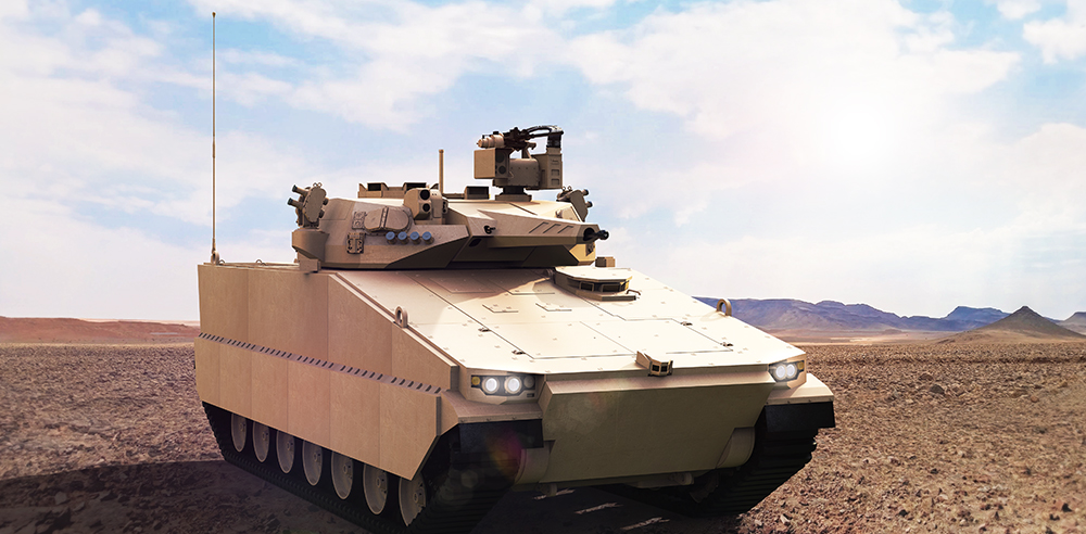 South Korea's Hanwha Confirms It's Teamed With Oshkosh Defense On OMFV Proposal