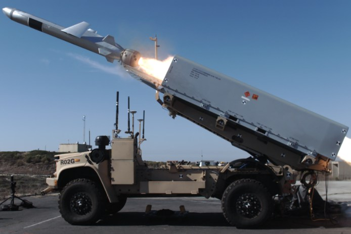 Berger Lays Out Future Marine Corps Priorities, Says Ground-Based Anti-Ship Missile FY22 Priority