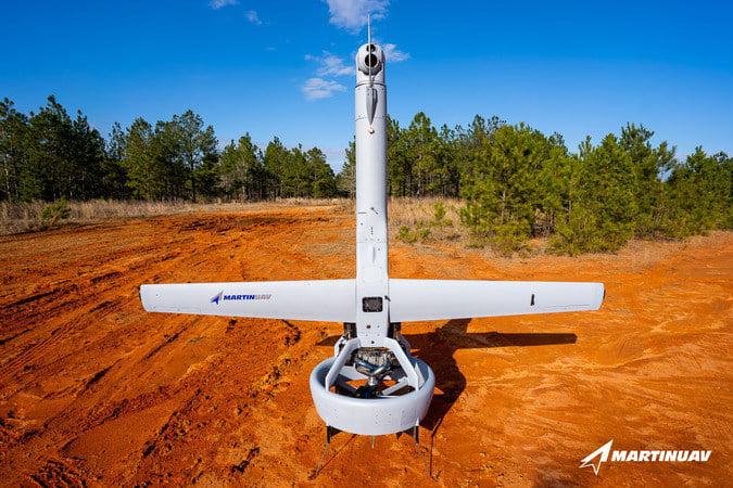 Shield AI To Acquire V-BAT Maker Martin UAV