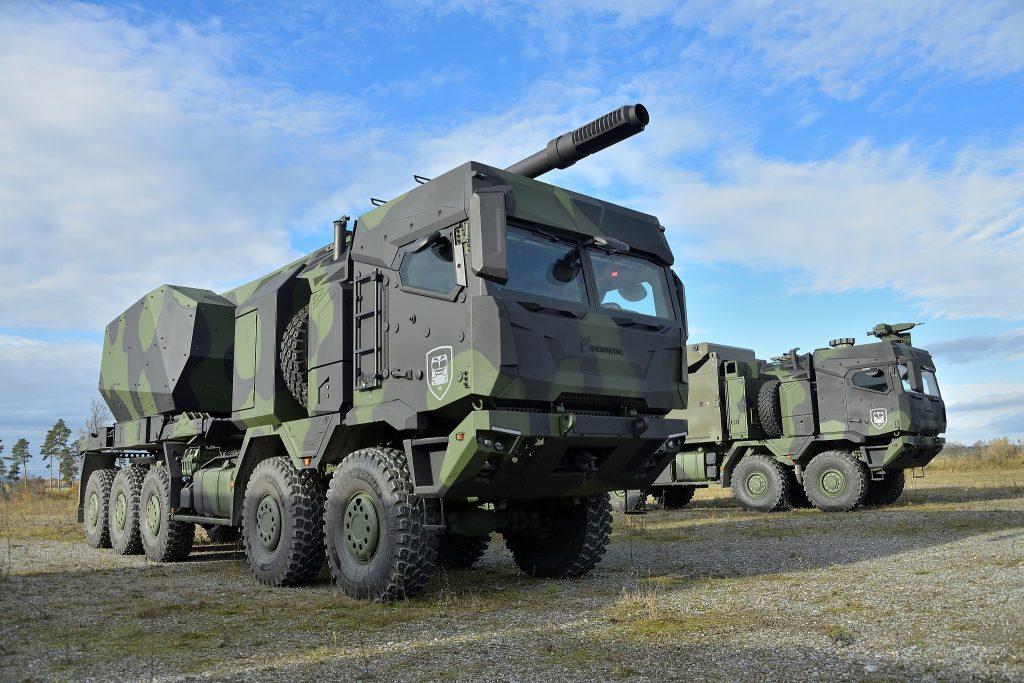 Rheinmetall Unveils New HX3 Tactical Truck