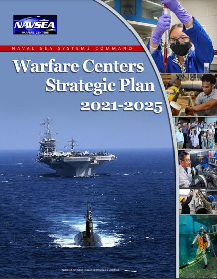 NAVSEA Warfare Centers Release New Strategic Plan