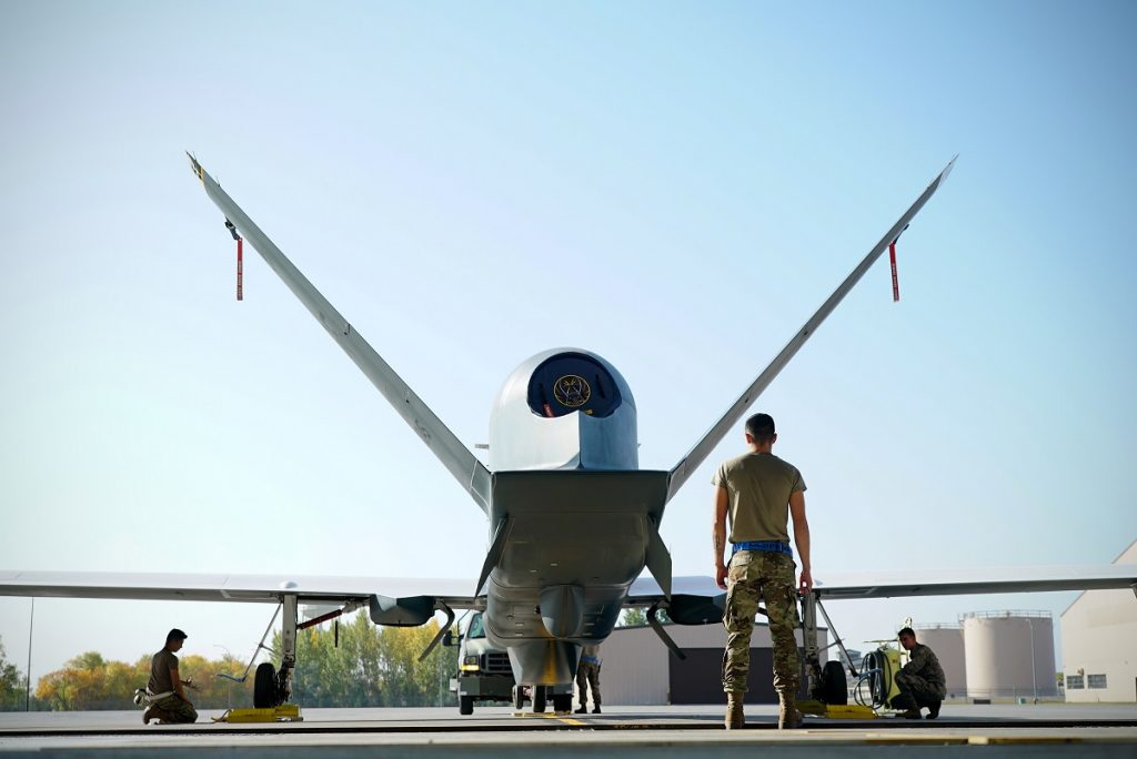 Air Force Weighs Planned Global Hawk Block 40 Retirements and Replacement Fielding