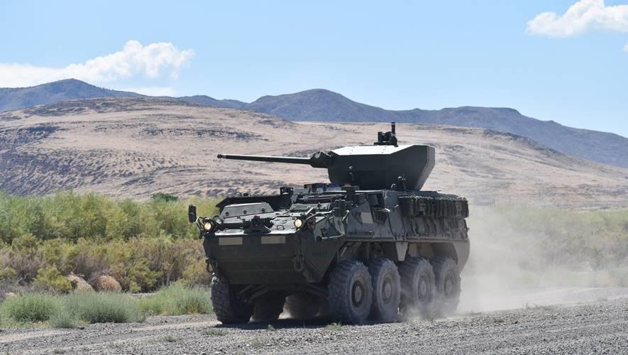 Oshkosh Defense Cites Innovation Experience, Stryker MCWS Win As Key Factors For OMFV Bid