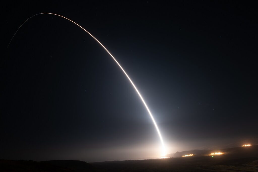 U.S. Air Force Awards Boeing Possible $1.6 Billion for Minuteman III Guidance Repair