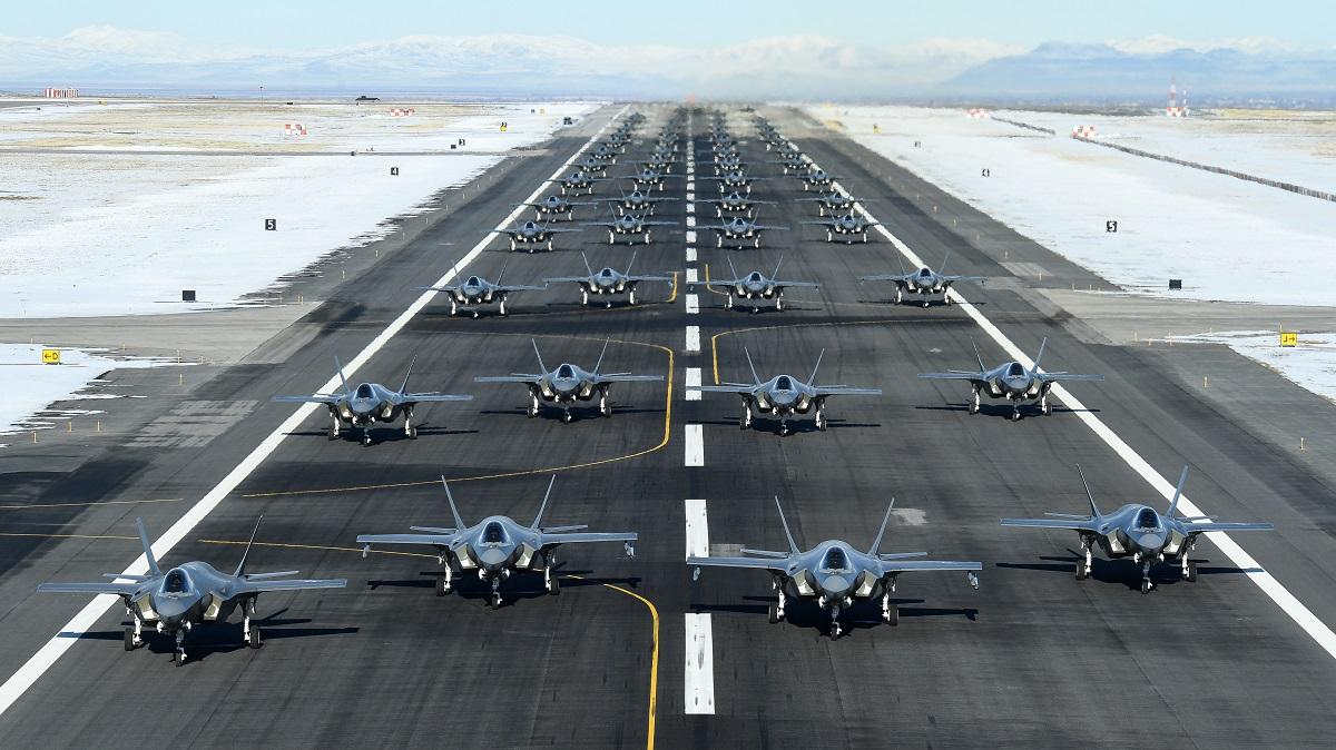 Lockheed Martin Nabs $1 Billion Option For 16 More F-35s