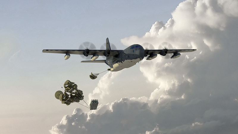 Rapid Dragon Palletized Munition Demonstration Slated for December