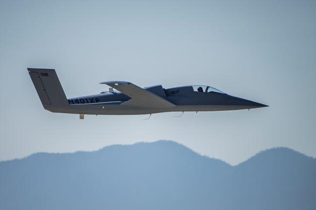 Northrop Grumman Unveils Model 401 Aircraft