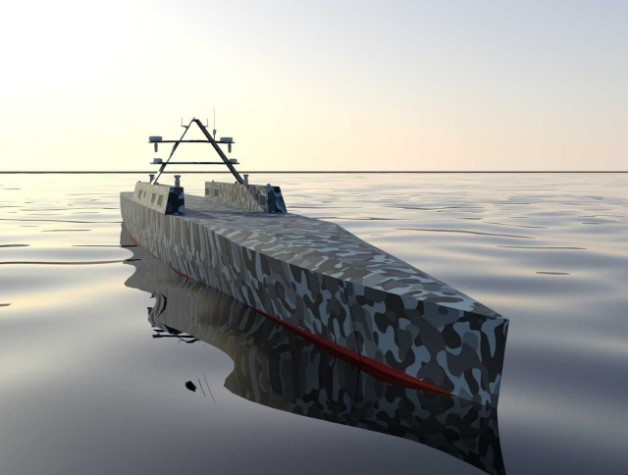 Serco Completes Phase 1A For DARPA NOMARS Program