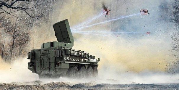 General Dynamics And Epirus Team Up To Add Counter-Swarm Capabilities To Strykers